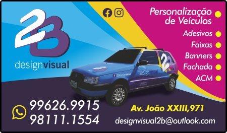 2 B Design Visual