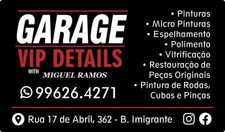 Garage Vip Details