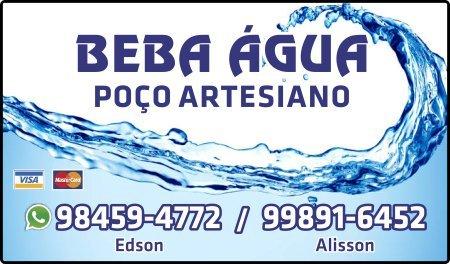 Beba Água Poço Artesiano
