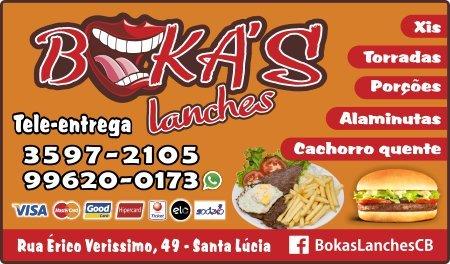 Boka's