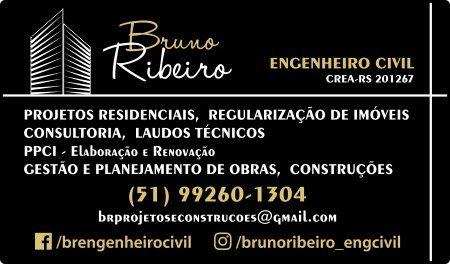 Bruno Ribeiro Engenheiro Civil