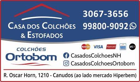 Casa dos Colchões - Ortobom - Guia CB