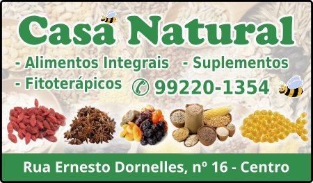 Casa Natural Suplementos