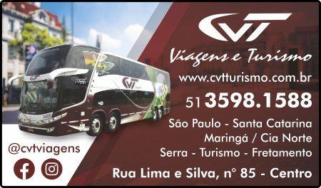 CVT Viagens e Turismo