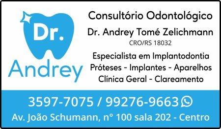 Dr. Andrey Tomé Zelichmann