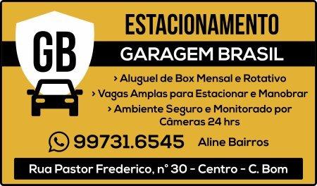 Estacionamento Garagem Brasil