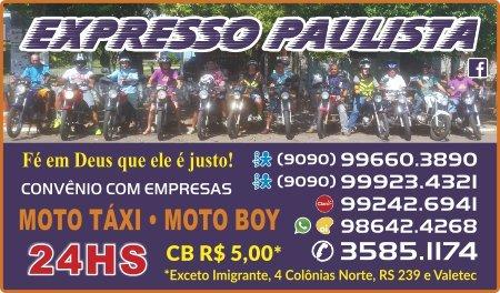 Expresso Paulista