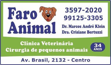 Faro Animal Dr. Marcos André Klein - Guia CB