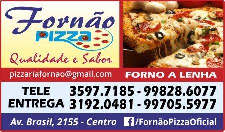 Fornão Pizza