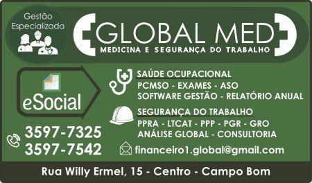Global Med Medicina do Trabalho
