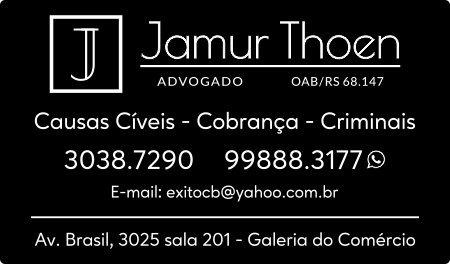 Jamur Thoen Advogado - Guia CB
