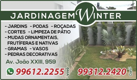 Jardinagem Winter