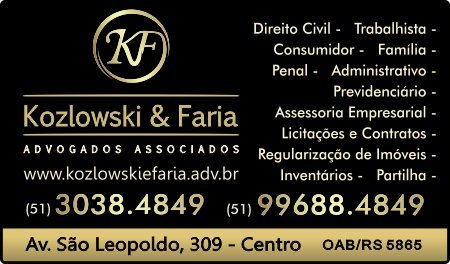 Kozlowski & Faria Advogados Associados - Guia CB