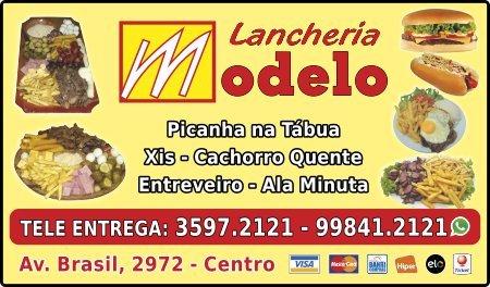 Lancheria Modelo - Guia CB
