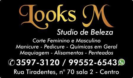 Looks M Studio de Beleza