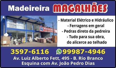 Madeireira Magalhães