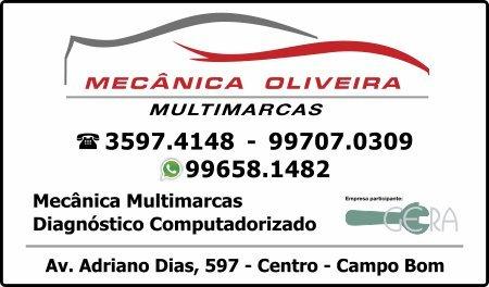 Oliveira Multimarcas