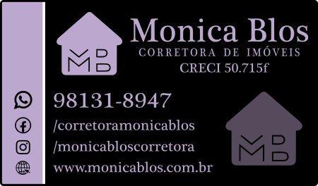 Mônica Blos Corretora de Imóveis - Guia CB
