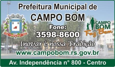 Prefeitura Municipal de Campo Bom