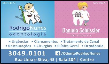Rodrigo Nunes - Daniela Schussler