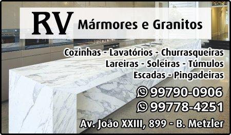 RV Mármores e Granitos