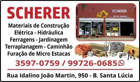 Scherer Materiais de Construção