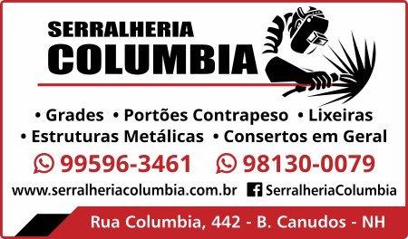 Serralheria Columbia