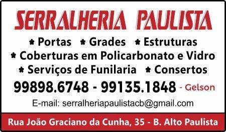 Serralheria Paulista