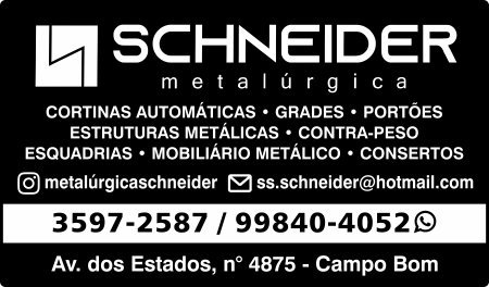 Schneider Metalúrgica