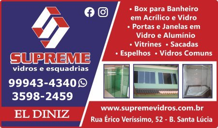 Supreme Vidros