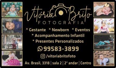 Vitória Brito Fotografia - Guia CB