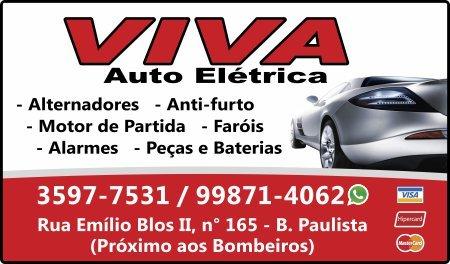 Viva Auto Elétrica