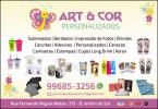 Art & Cor Personalizados Foto 1 - Guia CB