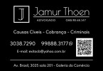 Jamur Thoen Advogado Foto 1 - Guia CB