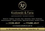 Kozlowski & Faria Advogados Associados Foto 1 - Guia CB