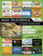 Edição 2014 (25 mil exemplares) - Guia CB
