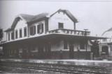 Antiga Estação da Linha Ferroviária - Guia CB